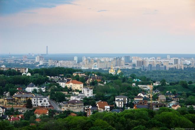 Царское село в Киеве