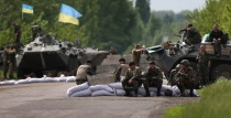 Crisis Continues In Eastern Ukraine