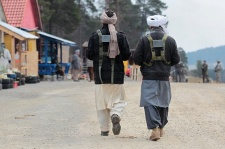 U.S. Troops And NATO Allies Train For Afghanistan Mission