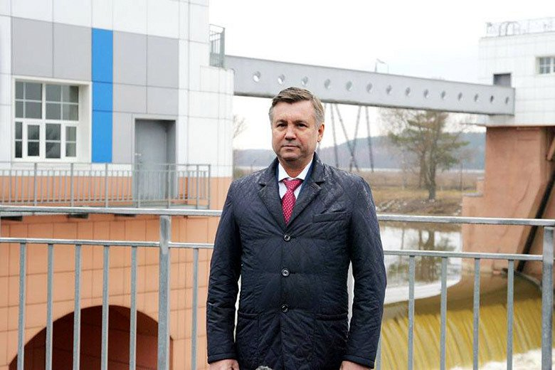 Глава Мосводоканала Максим Пономаренко
