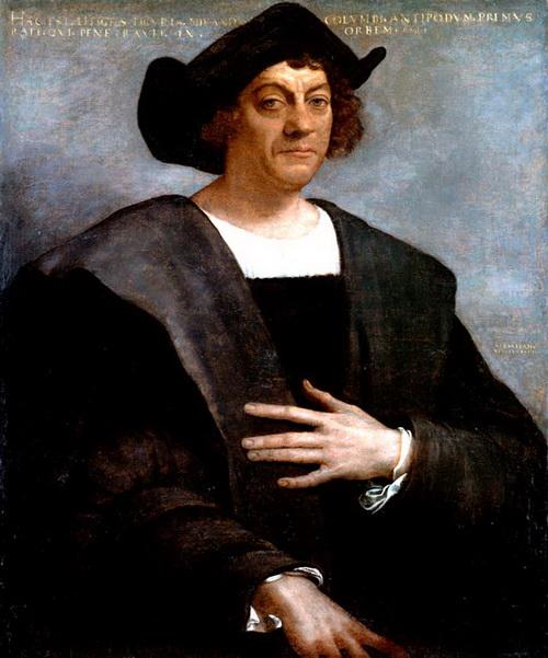6.Первооткрыватель  Америк  Х.  Колумб