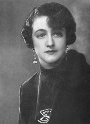 Последняя, третья жена Елена Шиловская
