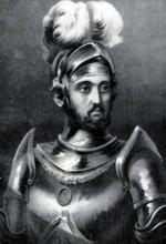 Старший  сын  Д.  Колумб