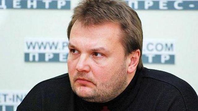 Нардеп Вадим Денисенко