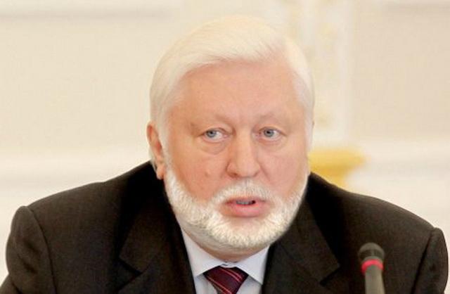 Беглый экс-генпрокурор Виктор Пшонка