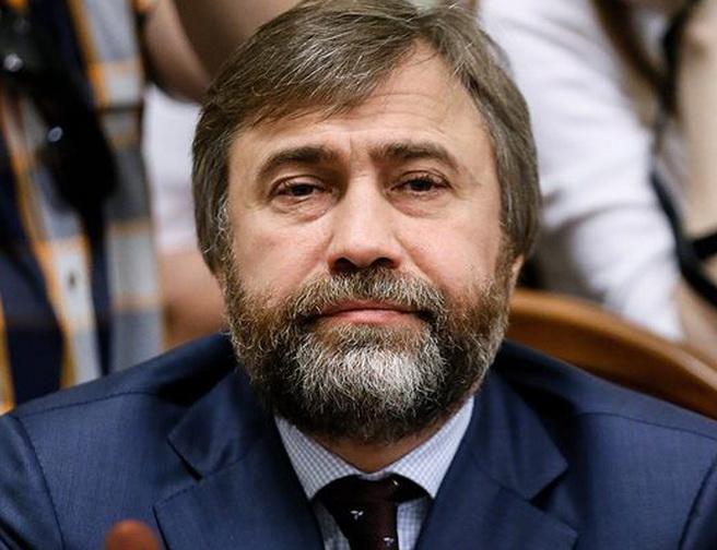 Нардеп и олигарх Новинский. Вот у кого борода так борода!