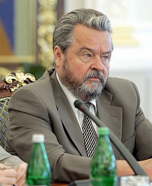 Спикер Верховной Рады Иван Плющ