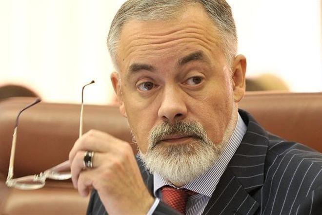 Глава администрации Президента Кучмы Дмитрий Табачник