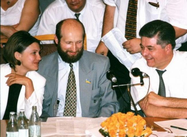 Те же и Паша Лазаренко