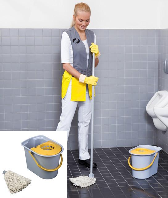 15.Профессиональный инвентарь для уборки Vermop.