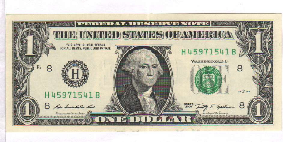 1-доллар-фото