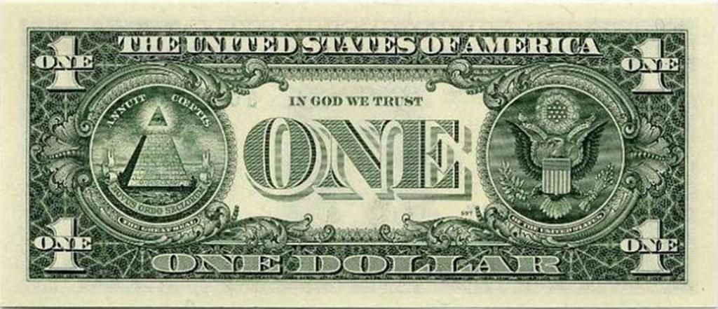 долларпирамида