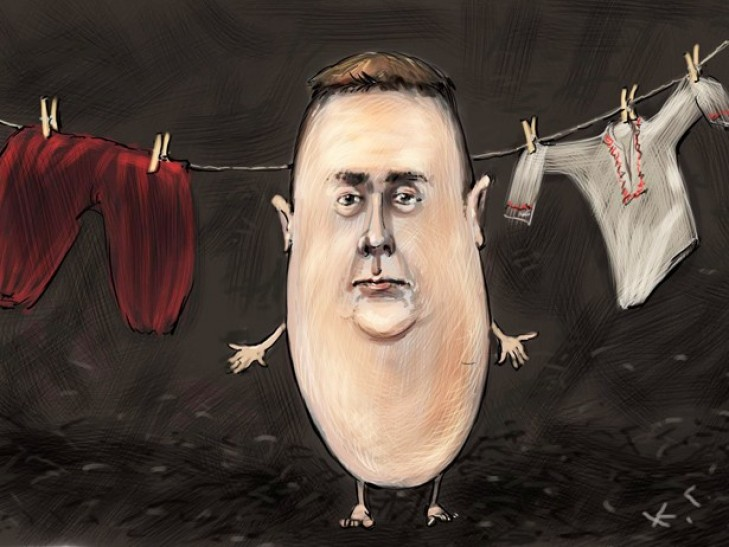 главный начальник по культуре Украины - вице-премьер Куриленко