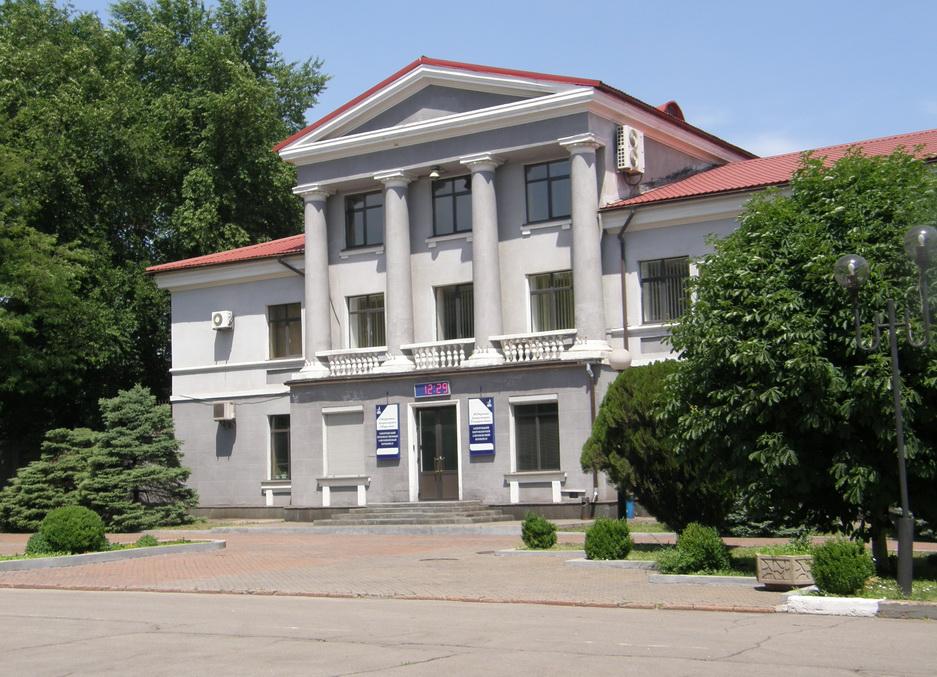 Админкорпус Запорожского алюминиевого комбината. Фото ВВП