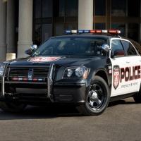 На чём ездит полиция США и Канады, как выглядят патрульные машины американской секретной службы