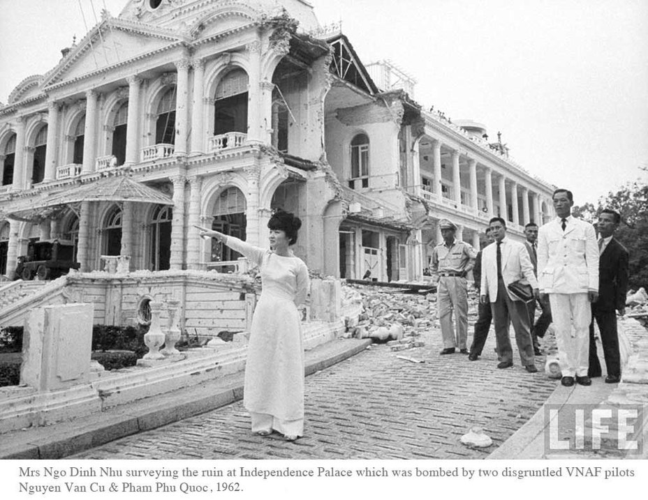 атака-президент Сайгона