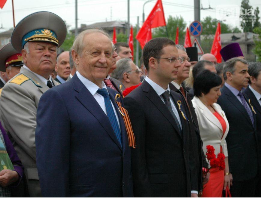 БОГУСЛАЕВ с партией регионов