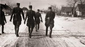 Война=офицеры Швейцарии в СССР с немцами