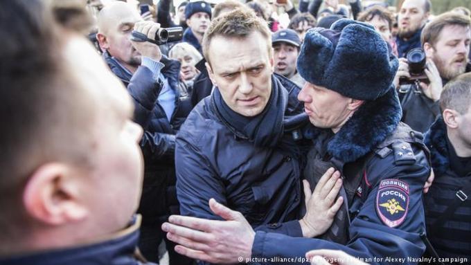 Россия=Навальный