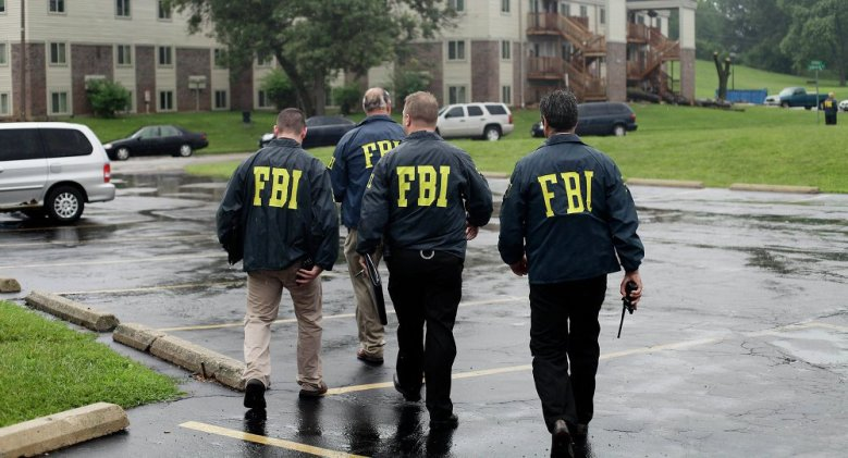 ФБР=агенты