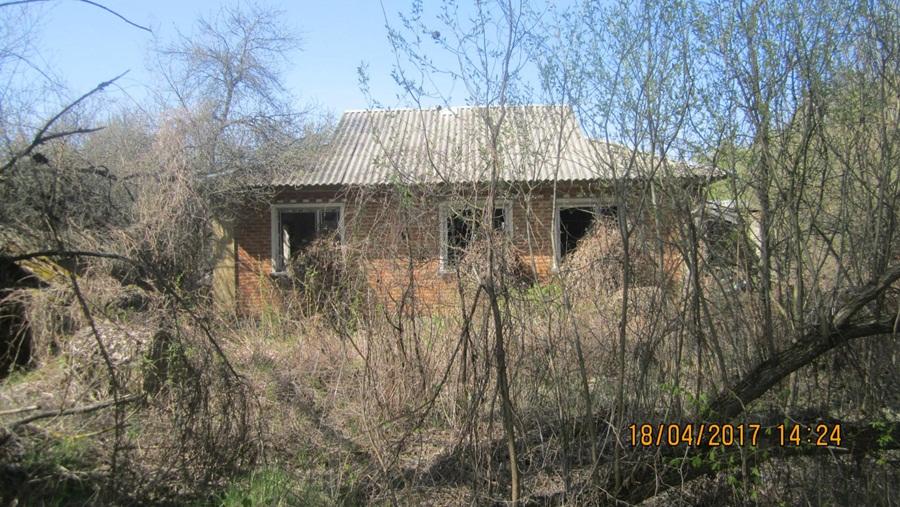 12. Очень много сел чернобыльской зоны похоронены под землей
