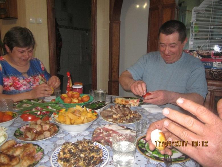 18.Семья Ремезенко - хлебосольные хозяева (1)