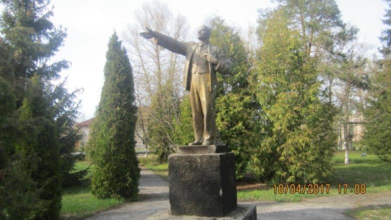 23.Чернобыль сегодня. Вождь мирового пролетариата на своем месте (1)