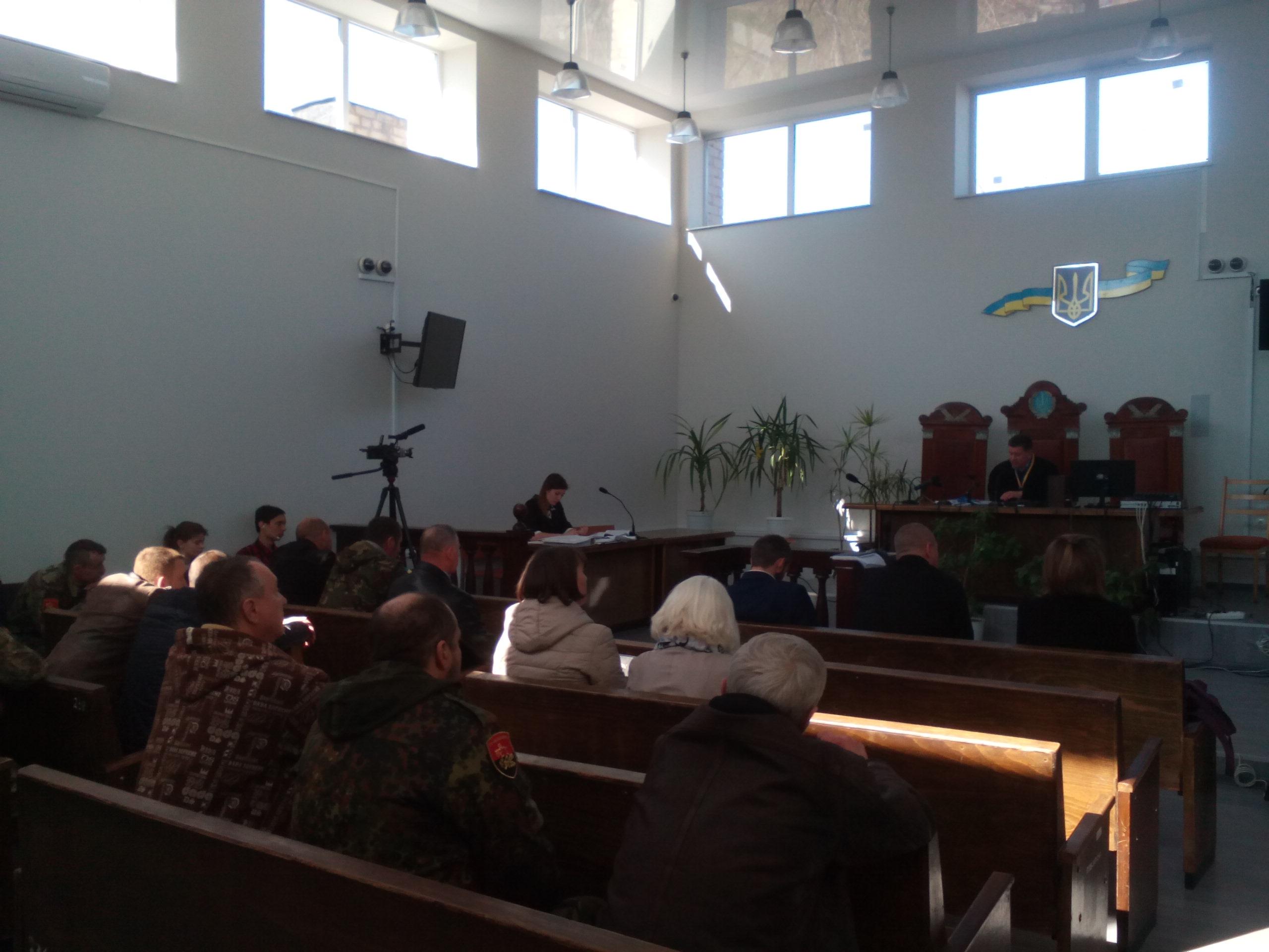 Васильевский суд=зал