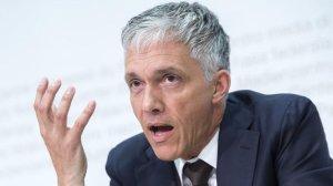 Генеральный прокурор Швейцарии Михаэль Лаубэр