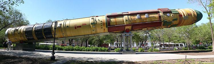 ракета =Воевода