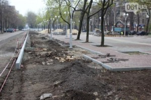 ремонт проспект Маяковского