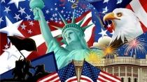 США=суд=флаг
