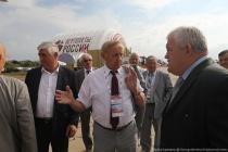 БОГУСЛАЕВ на аэродроме Россия