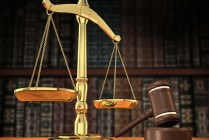 суд=весы и молоток