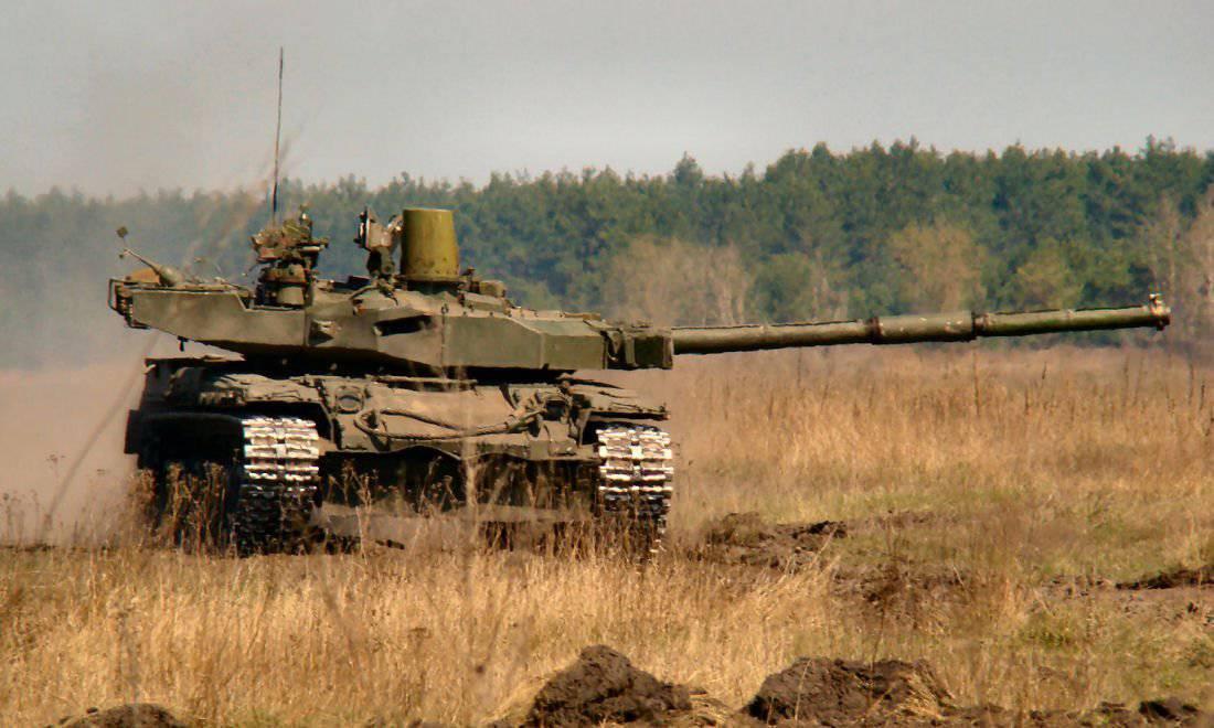 танк Оплот=6