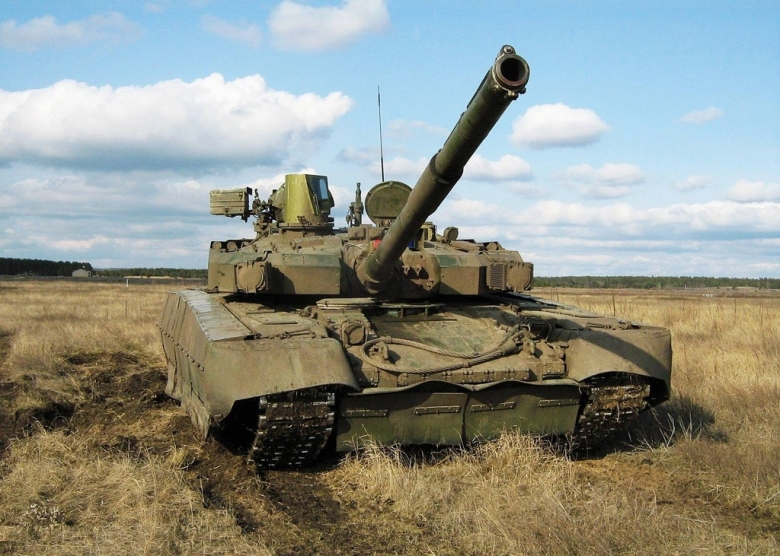 танк Оплот=7