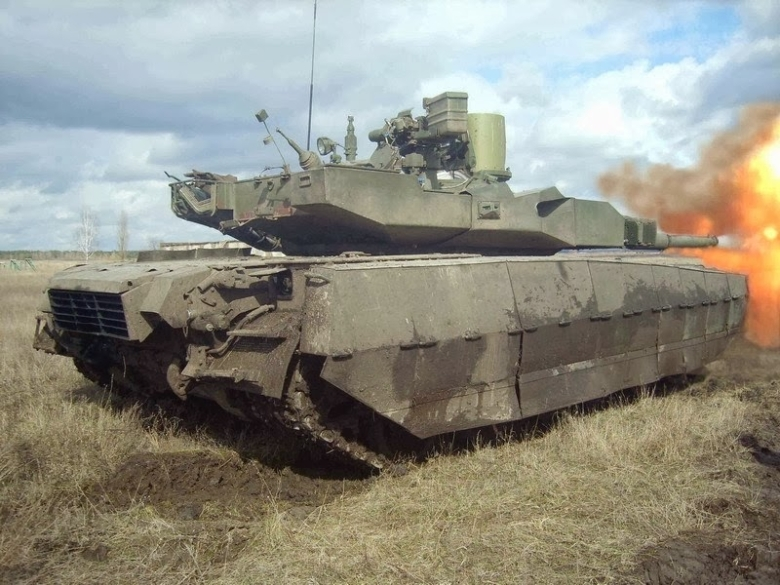 танк Оплот=8