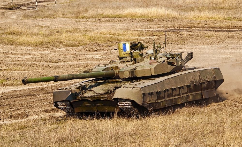 танк Оплот=9
