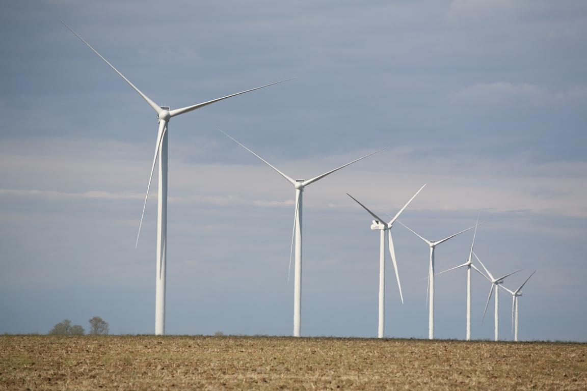 Ботиевская ветроэлектростанция-3