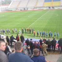 Гуляйполе – обладатель кубка области по футболу, но Брылю, Самардаку и Межейко это по барабану. Фоторепортаж с центрального стадиона