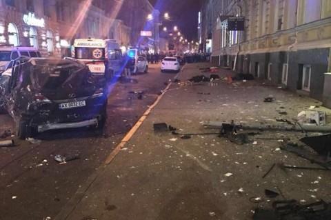 ДТП Харьков 6 трупов