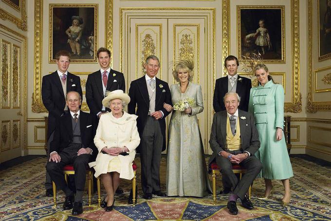 королева семья