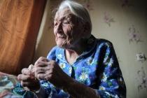 100-летняя белоруска
