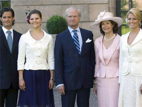 6. Королевская семья Швеции