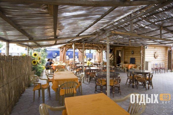 база отдыха Хуторок ресторанчик