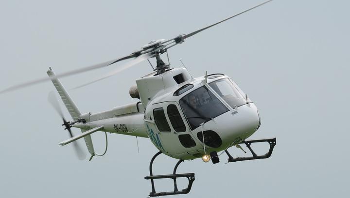 Гондурас вертолет