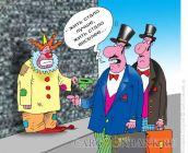клоун и БПП