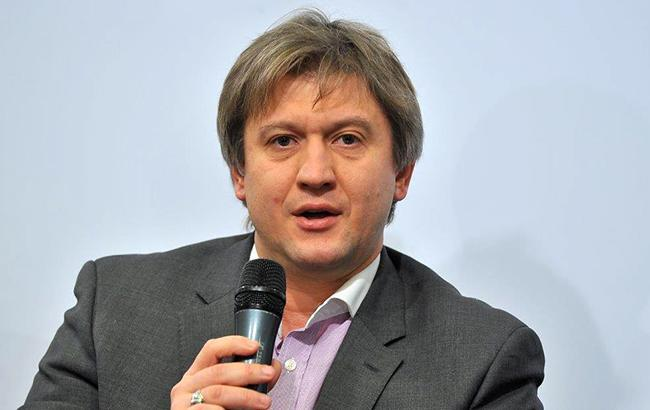 министр Данилюк