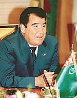 Туркменбаши Сапармурад Ниязов