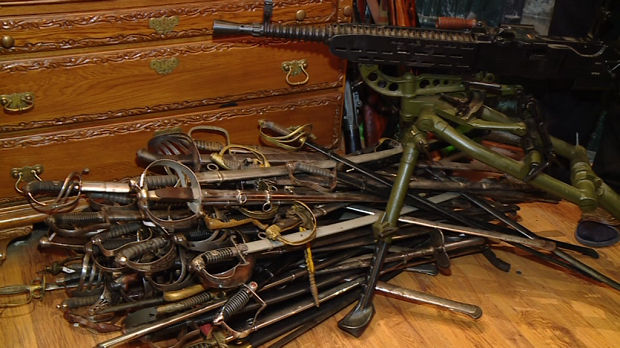 Запорожье оружие коллекция 2